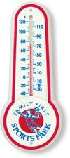 Skywatch Small Outdoor Thermometer