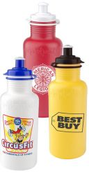 18 oz. Fitness Bottle