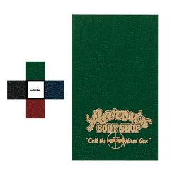 Pocket Planner w/ Monthly Calendar Insert - Seam Coarse