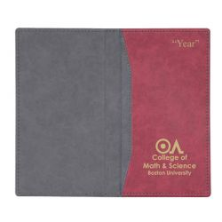 Pocket Planner w/ Optional Calendar Insert - Duo Mystic